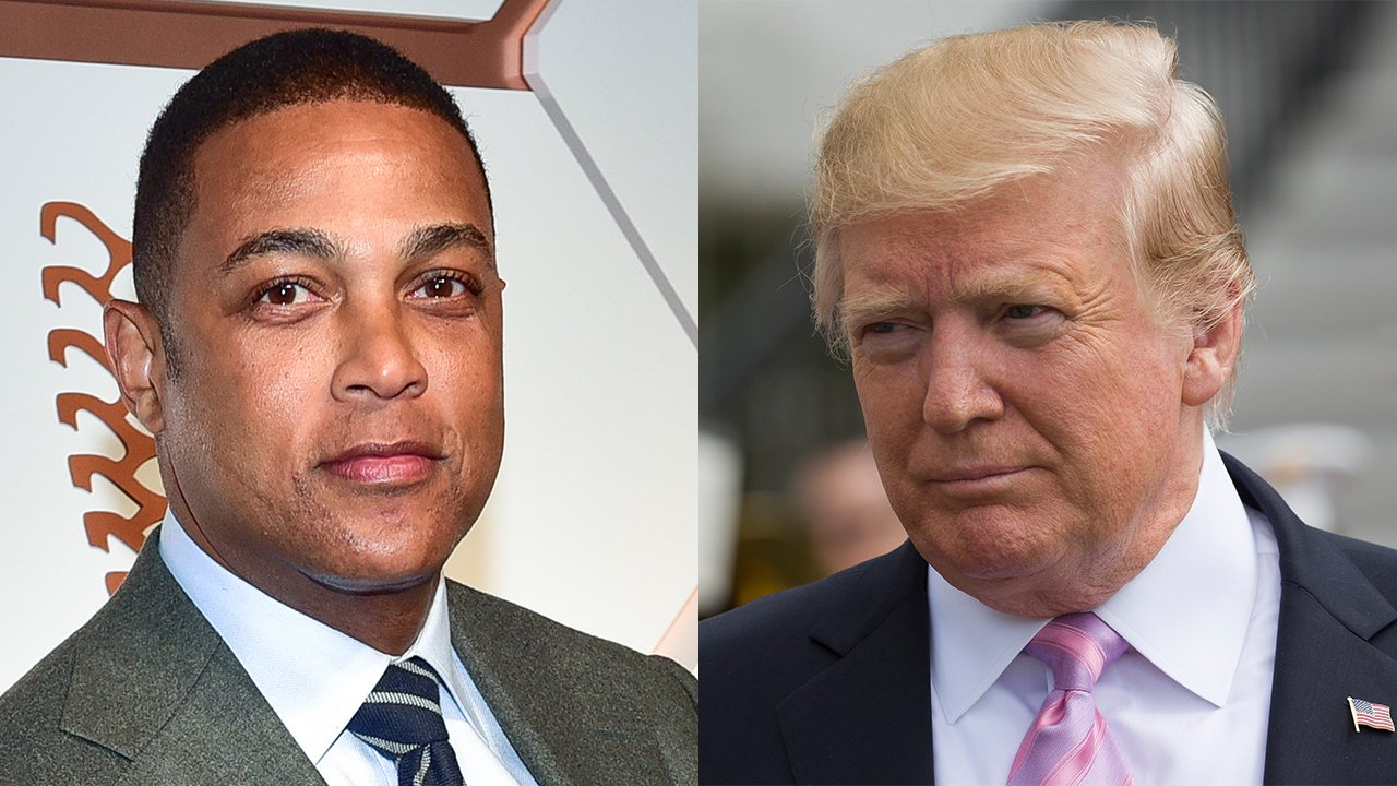 Westlake Legal Group Lemon-Trump-AP2 CNN host Don Lemon calls Trump 'conman-in-chief,' says he has 'pulled the wool' over voters' eyes Vandana Rambaran fox-news/person/donald-trump fox-news/entertainment/media fox news fnc/entertainment fnc article 643c5408-ee9f-524a-8aaa-499e6b046239