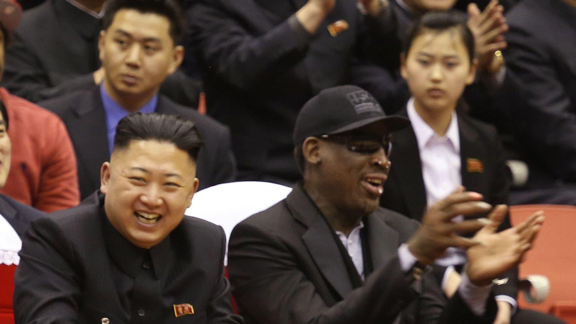 Dennis Rodman makes bold prediction about Kim Jong Un on 'Fox & Friends'