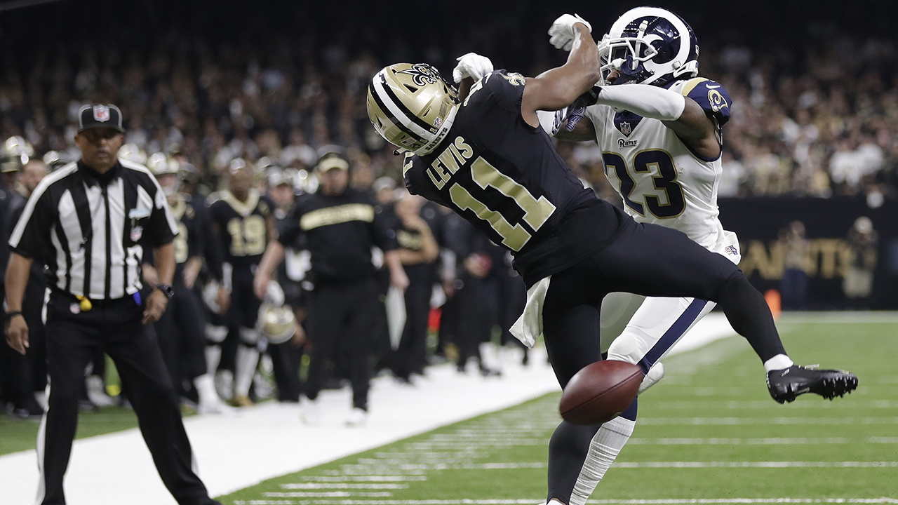 Ex-Saints wide receiver at center of infamous blown call joins XFL