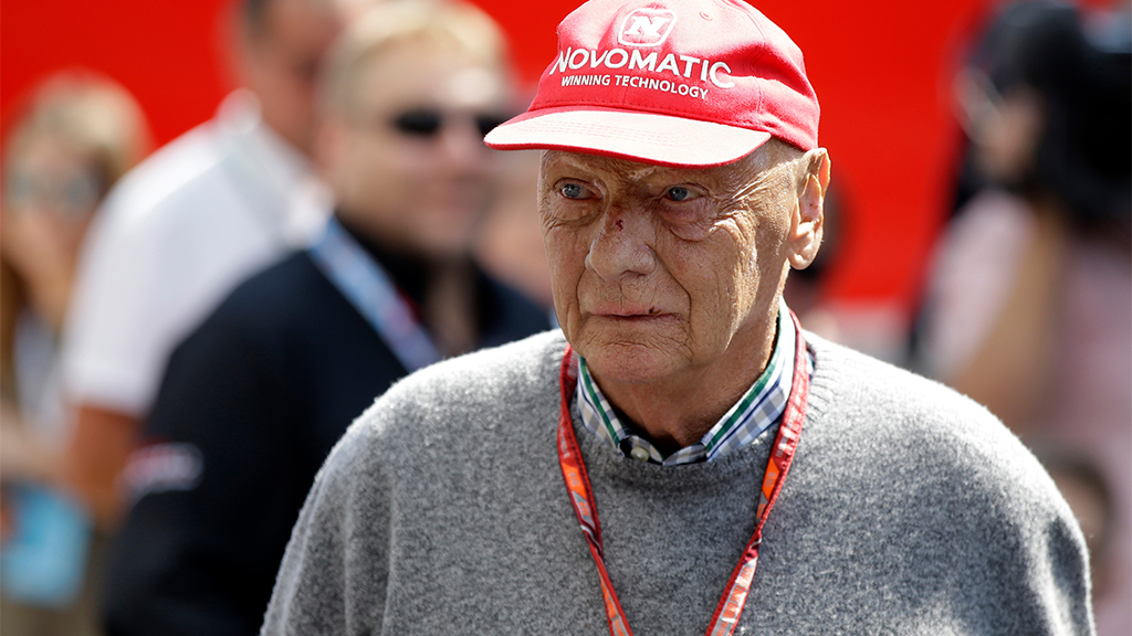 Niki Lauda, F1 champion, aviation entrepreneur, dead at 70