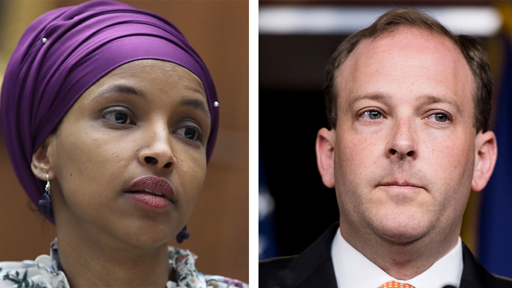 Lawmaker Lee Zeldin pushes back on Omar's 'bigotry' charge: 'We have to be better than this'