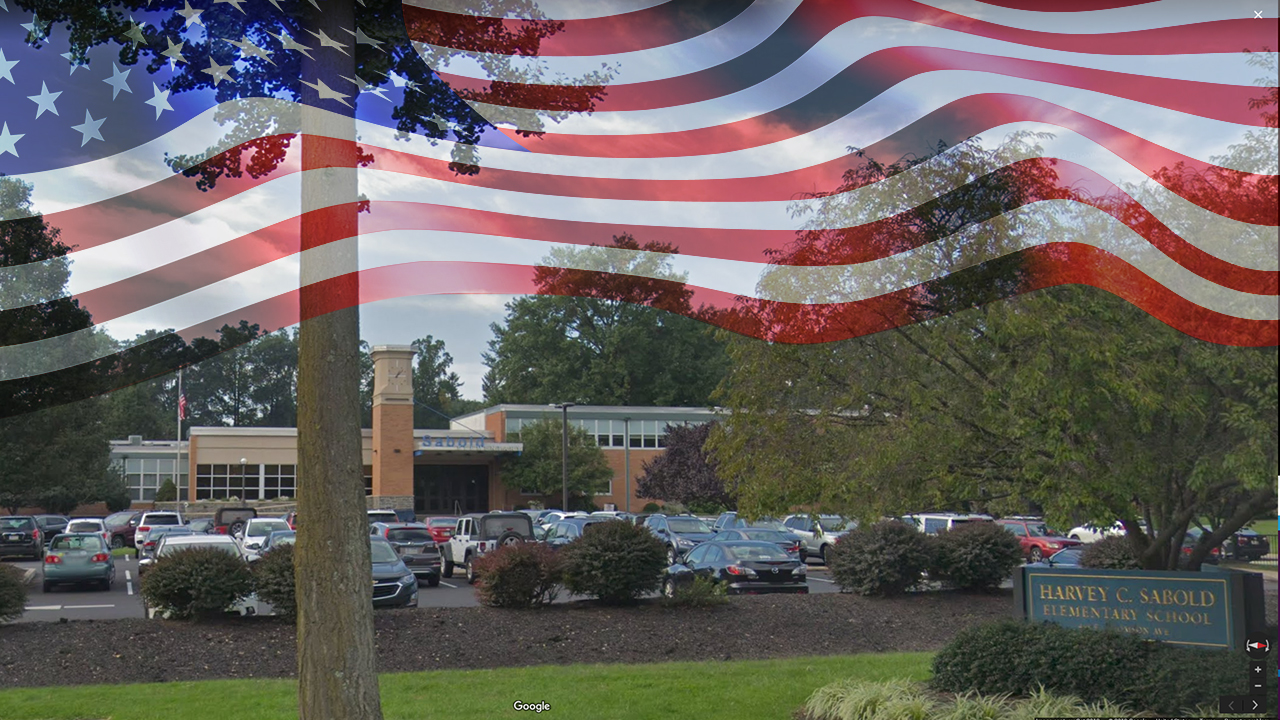 Pennsylvania school drops 'God bless America' after pledge