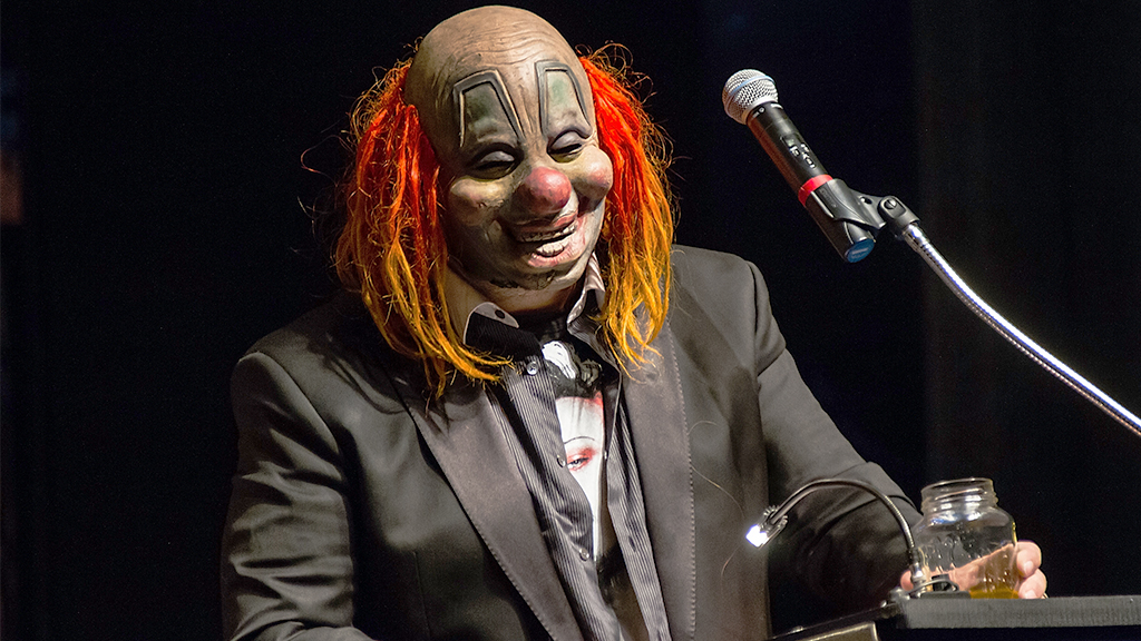 Westlake Legal Group Shawn-Craham-Getty Slipknot's Shawn 'Clown' Crahan mourns death of daughter, 22, with a 'broken heart' Stephen Sorace fox-news/entertainment/music fox-news/entertainment/genres/rock fox-news/entertainment/events/departed fox news fnc/entertainment fnc b6090240-1834-5c49-85d4-969dd6db347f article