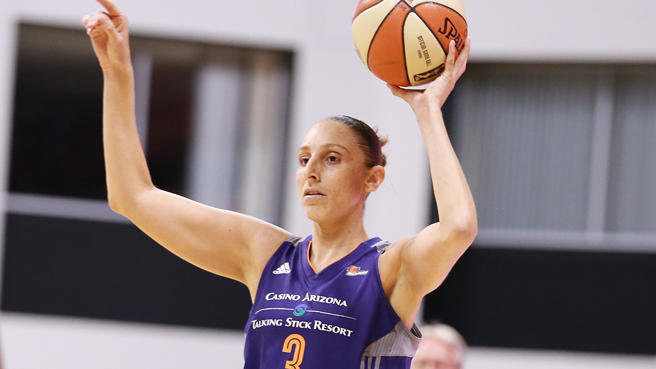 Westlake Legal Group WNBA-Diana-Taurasi Poet buys out Phoenix Mercury's upper level for home opener in hopes of sellout Ryan Gaydos fox-news/us/us-regions/southwest/arizona fox-news/sports fox news fnc/sports fnc article 5f784ec4-e34e-5af6-9063-09f19055898e