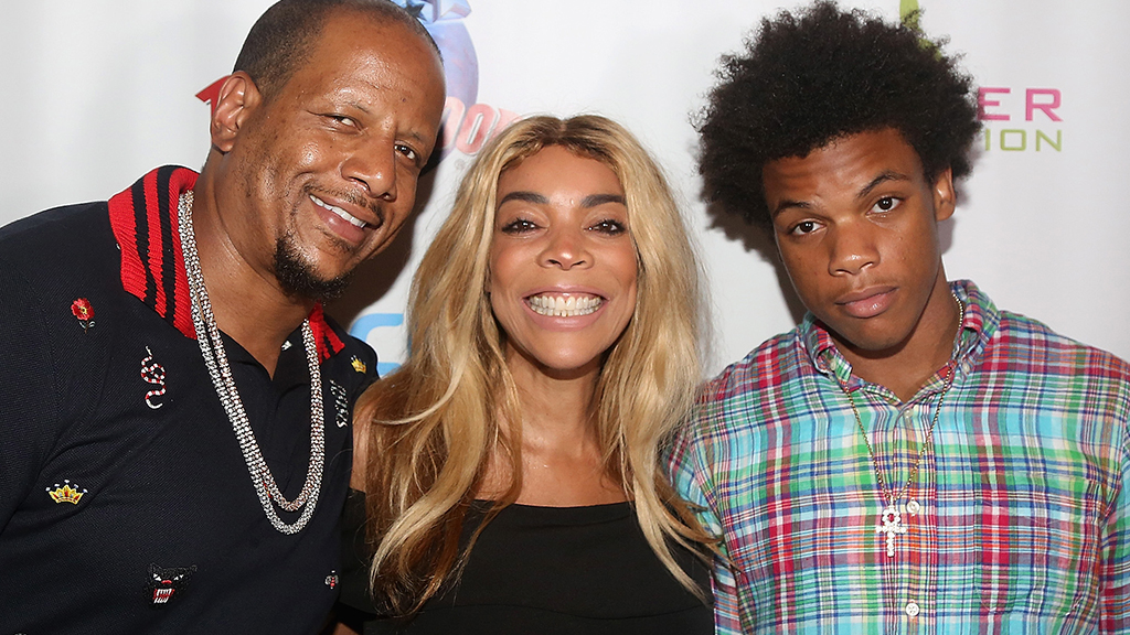 Wendy Williams' son arrested over alleged physical altercation with dad: reports