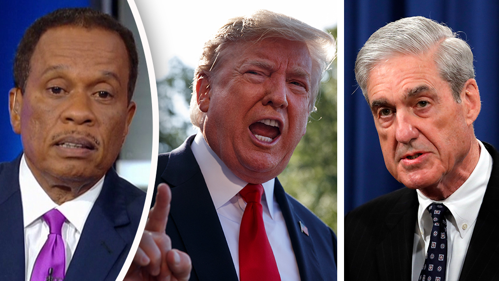 "Westlake Legal Group Williams-Trump-Mueller_FOX-AP-AP Juan Williams: 'I don't think Mueller has a right to simply say ""I'm gone""' Victor Garcia fox-news/topic/fox-news-flash fox-news/shows/the-story fox-news/person/robert-mueller fox-news/person/donald-trump fox news fnc/politics fnc f274c4b4-61aa-53ac-bcf7-0841d9695404 article"