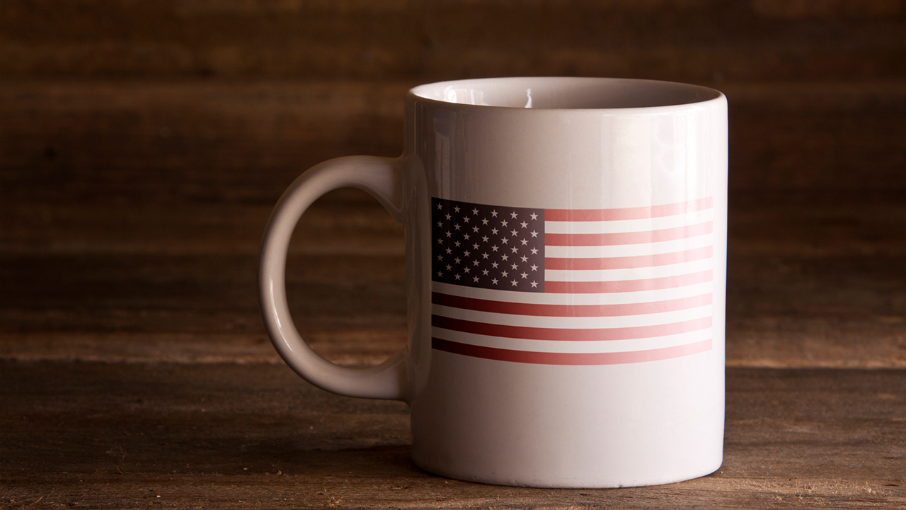 Westlake Legal Group american-flag-coffee-cup Oregon trooper refuses to wear mask at coffee shop, placed on leave: reports fox-news/us/us-regions/west/oregon fox-news/us/crime/police-and-law-enforcement fox-news/politics/regulation fox-news/health/infectious-disease/coronavirus fox-news/food-drink/drinks/coffee fox news fnc/us fnc Dom Calicchio article 6e7aa514-c716-5079-a46a-9a4de6f253f6