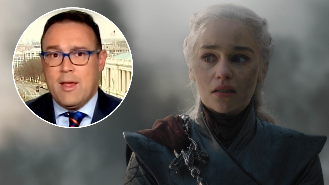 Westlake Legal Group ciz-got CNN's Chris Cillizza mocked for 'analysis' pairing 2020 Dems to 'Game of Thrones' characters Joseph Wulfsohn fox-news/politics/2020-presidential-election fox-news/entertainment/media fox-news/entertainment/game-of-thrones fox-news/entertainment fox news fnc/entertainment fnc article 8cd88951-b8aa-516d-b5b9-947a8fed24ec