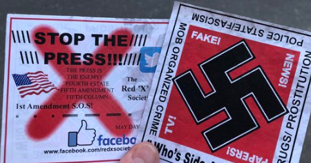 Westlake Legal Group f97bd1e0-Capture Drone drops anti-media flyers with swastika over Ariana Grande concert: report fox-news/us/us-regions/west/california fox news fnc/us fnc Bradford Betz b3bde9ea-6689-5133-bc39-8ab819dc2eee article