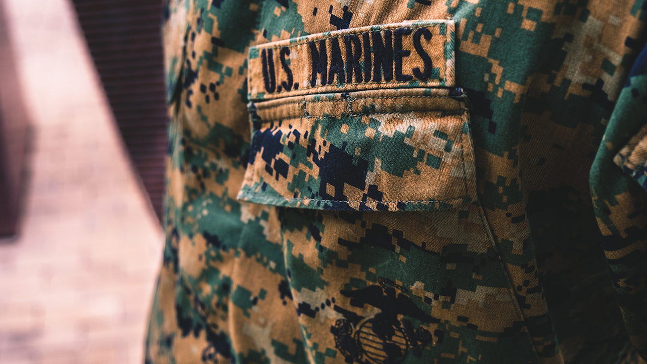 Westlake Legal Group iStock-marines Marine reservist under investigation for posting photo appearing to show boots in swastika shape Jake Grate fox-news/us/military/marines fox-news/us/military fox news fnc/us fnc article 521eaedf-69b2-5166-81eb-1a4f1b7166fe