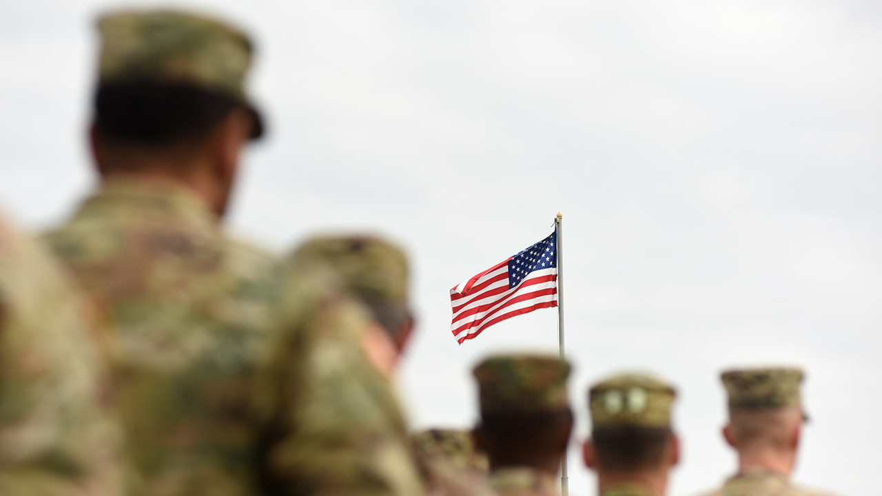 Westlake Legal Group iStock-troops Military sexual assaults rise by 44% among females in ranks: Pentagon report Lucas Tomlinson fox-news/us/military fox-news/politics/defense/pentagon fox news fnc/us fnc article 431b3a85-ed85-596e-bf10-646b6f8d4d60