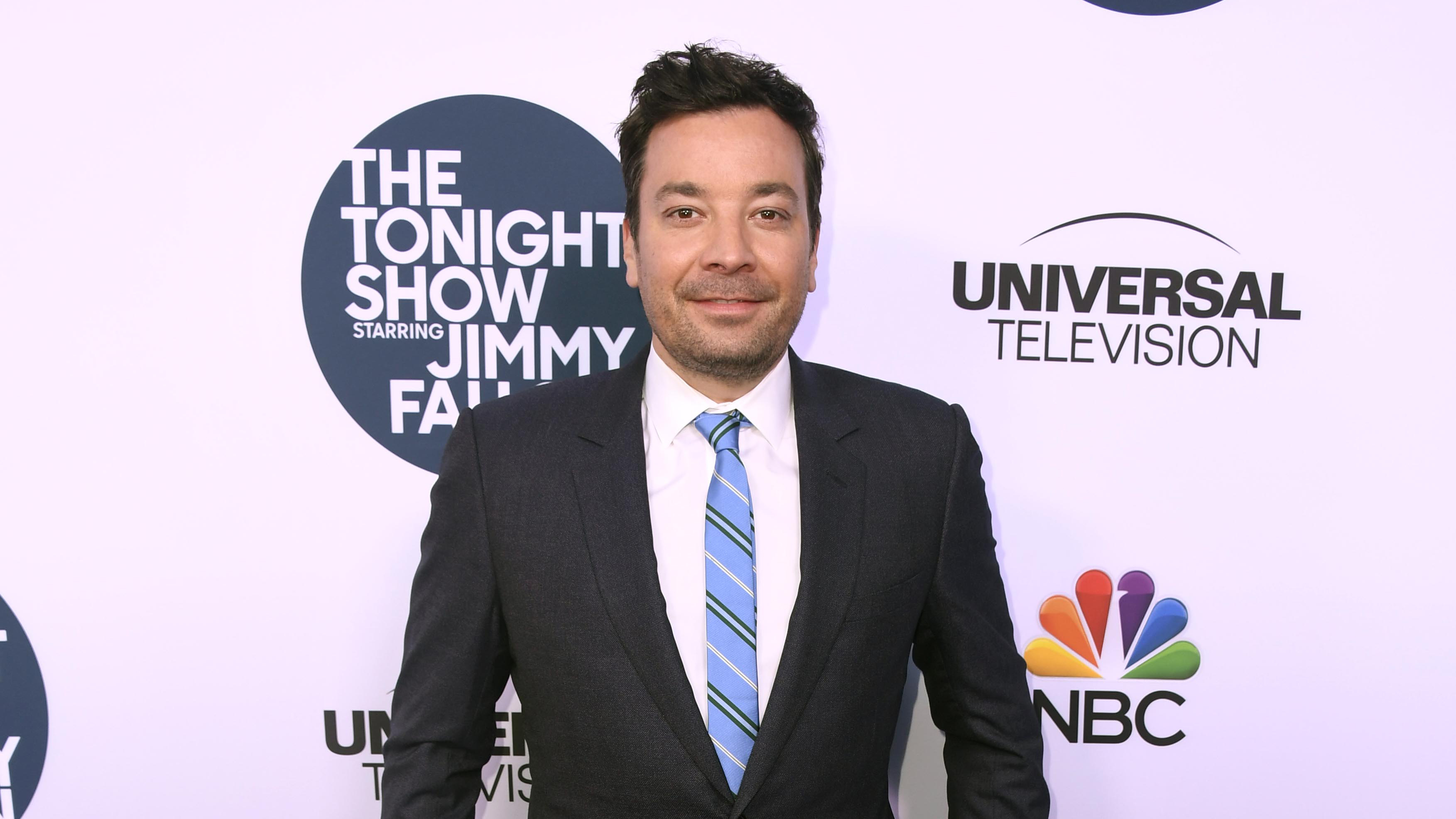 Westlake Legal Group jimmy-getty Jimmy Fallon says daughters are the 'reason I do anything' ahead of Super Bowl commercial debut Melissa Roberto fox-news/news-events/super-bowl fox-news/entertainment/tv fox-news/entertainment/celebrity-news fox-news/entertainment fox news fnc/entertainment fnc article 0368a8a0-0704-57a1-970f-49aac7224e7a
