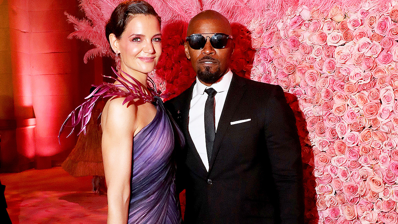 Jamie Foxx and Katie Holmes split after 6 years together: report