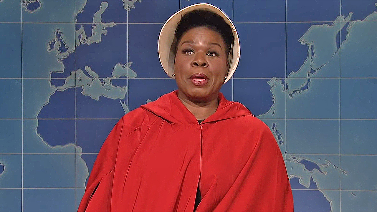 Leslie Jones rips Alabama abortion law on 'SNL': 'You can't tell me what to do with my body'