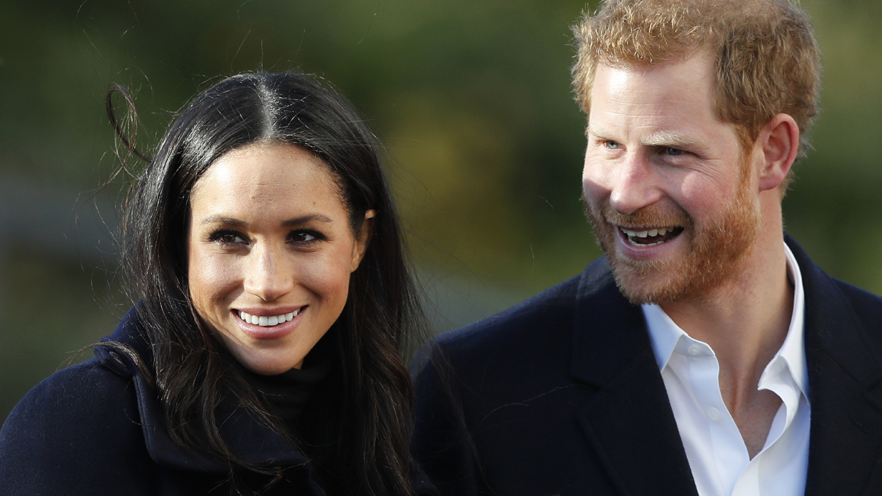 Westlake Legal Group meghan-harry-thumb-ap Meghan Markle turns 38: Prince Harry wishes 'amazing wife' a happy birthday Sasha Savitsky fox-news/world/personalities/british-royals fox-news/person/prince-harry fox-news/entertainment/events/couples fox-news/entertainment/celebrity-news/meghan-markle fox-news/entertainment/celebrity-news fox news fnc/entertainment fnc article 69a8b99c-cc0b-5341-99ec-209cce9f7361
