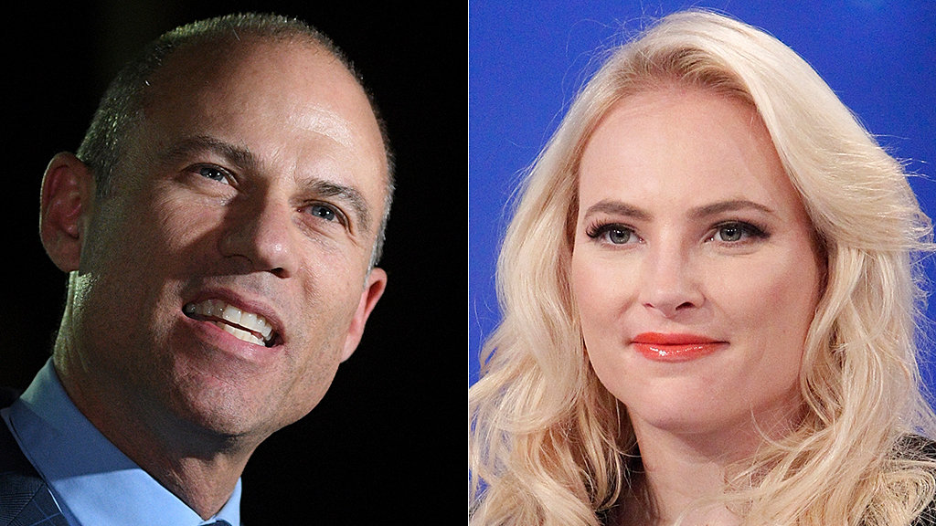 Meghan McCain on new Avenatti indictment: CNN, others in media owe Stormy Daniels an apology