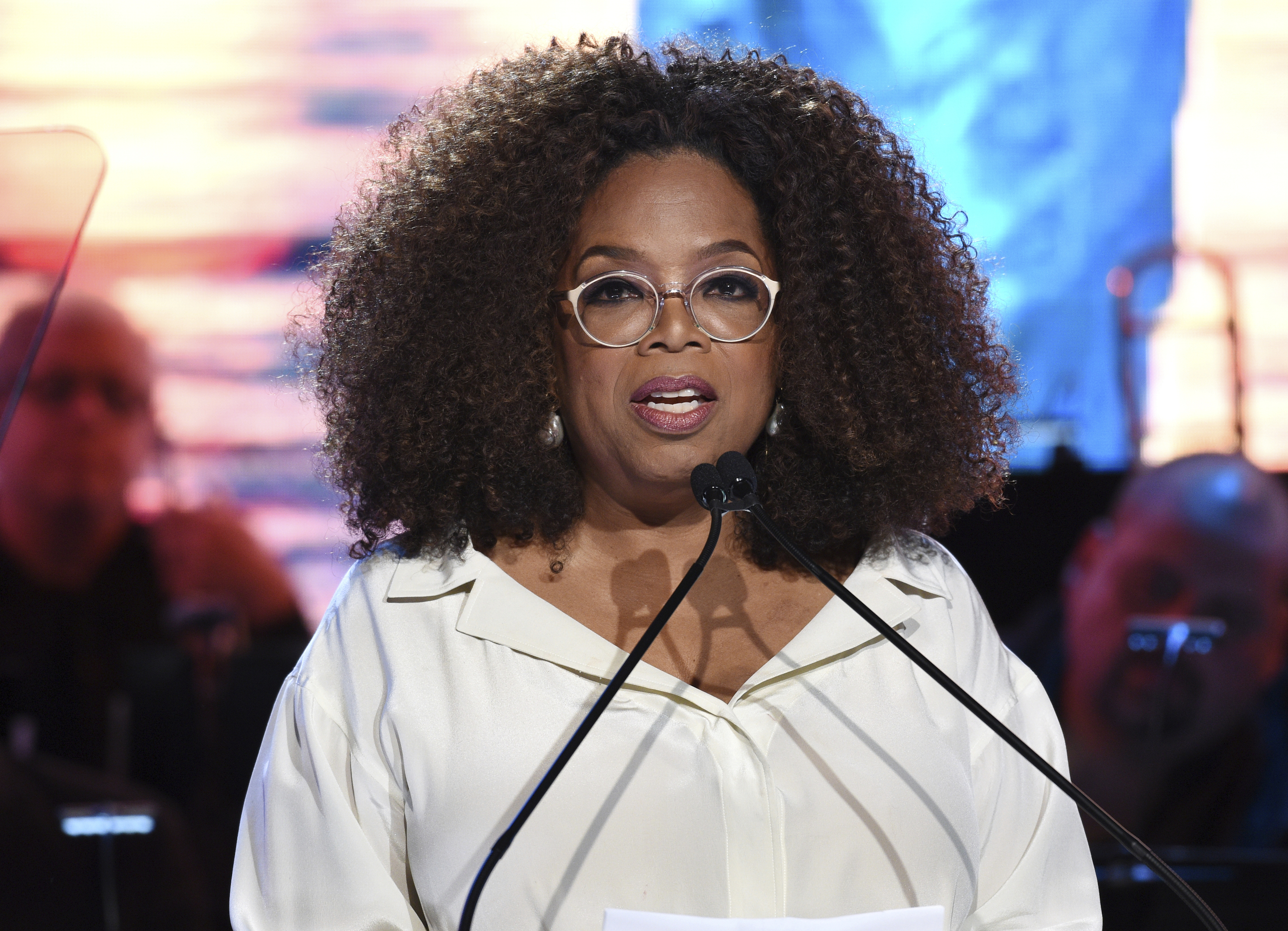 Oprah speaks out on mass shootings: 'What people are missing is a core moral center'