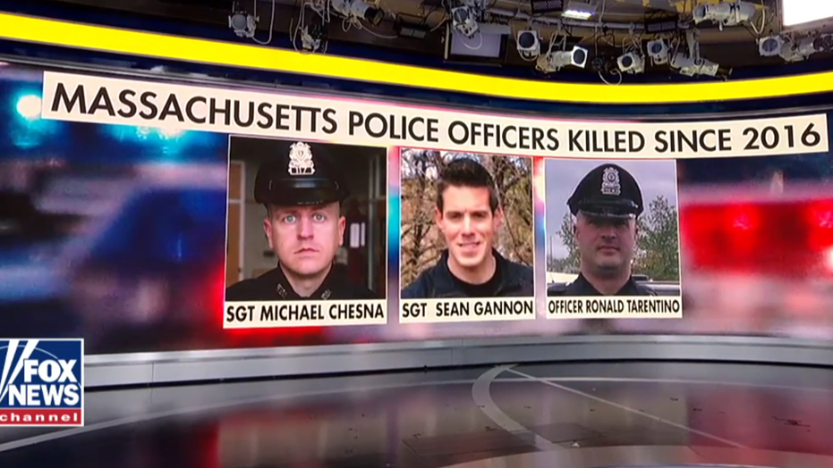 Westlake Legal Group police-officers-killed-massachusetts Massachusetts bill that would allow death penalty for cop killers would send 'clear message', lawmaker says Greg Norman fox-news/us/us-regions/northeast/massachusetts fox-news/us/crime/police-and-law-enforcement fox-news/topic/fox-news-flash fox-news/shows/fox-friends fox-news/entertainment/media fox news fnc/us fnc article 7e4c79ca-bea1-5320-b276-c891427caa10