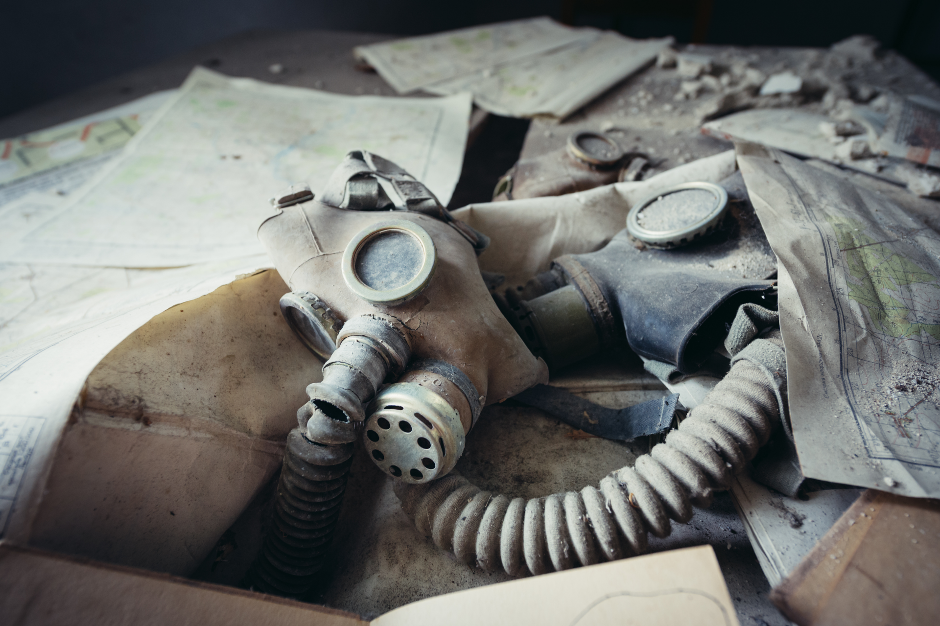 How did radiation affect the 'liquidators' of the Chernobyl nuclear meltdown?