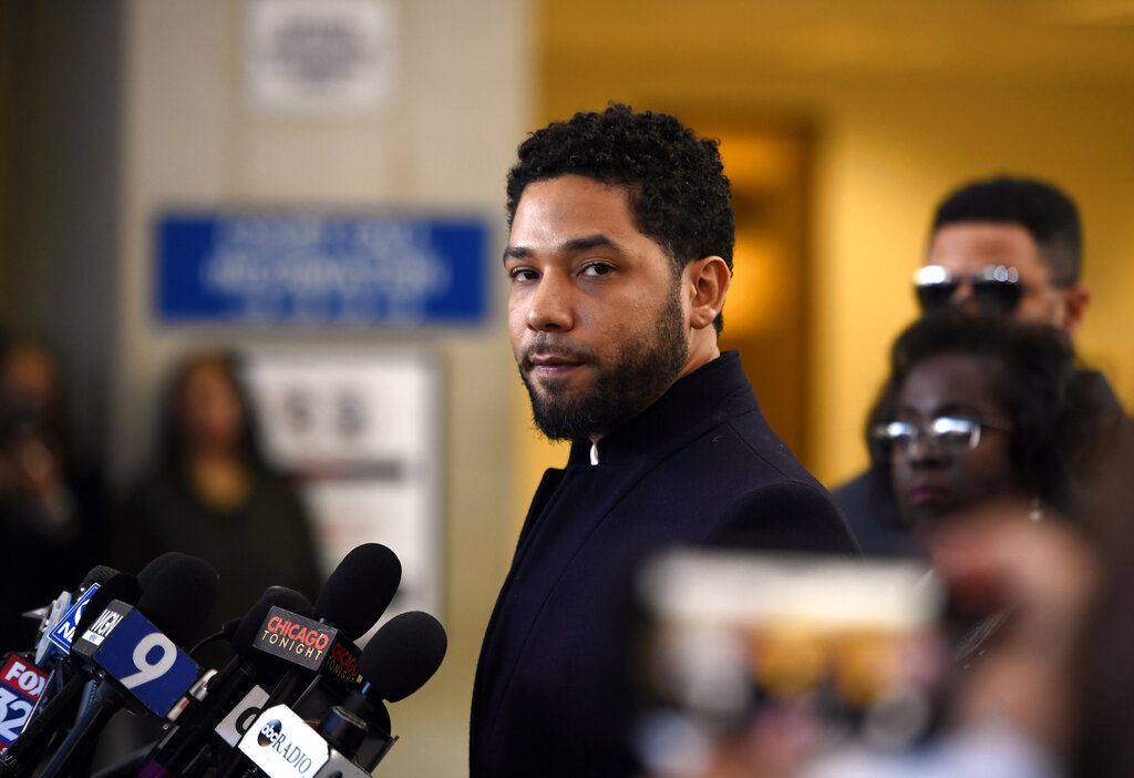 Westlake Legal Group smoll Jussie Smollett's case to proceed in Chicago: federal judge Nate Day fox-news/person/jussie-smollett fox-news/entertainment/tv fox-news/entertainment fox news fnc/entertainment fnc article 568c728b-804d-577b-aab1-cc249b3db1d1