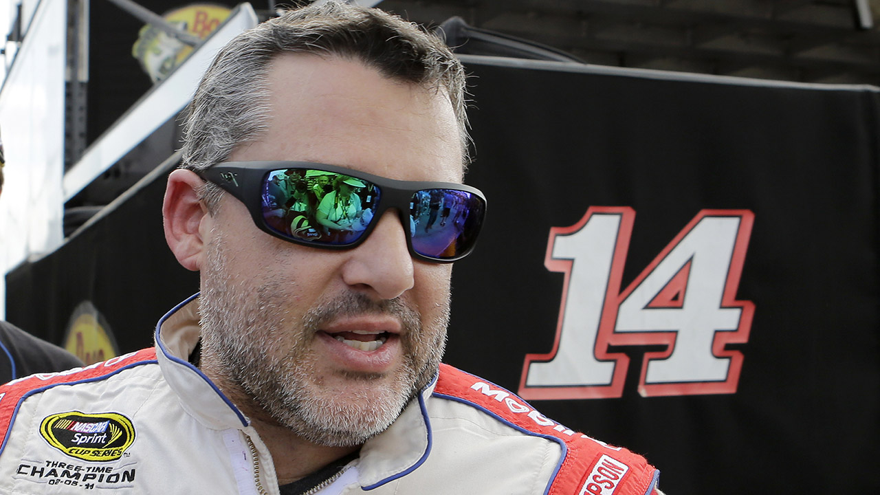Team spirit: Tony Stewart, Joe Gibbs and Bobby Labonte voted into NASCAR Hall of Fame