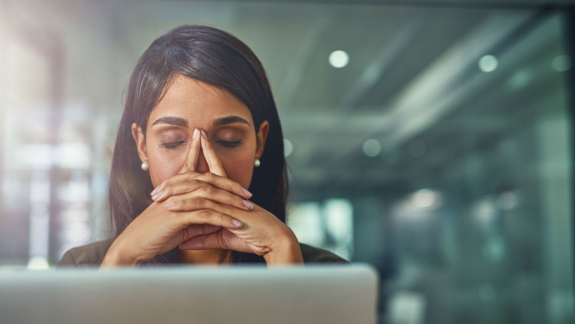 Westlake Legal Group stressed_istock Burnout linked to potentially lethal heart condition New York Post Hannah Frishberg fox-news/health/heart-health fox-news/health/healthy-living/womens-health fnc/health fnc article 9663fcb8-3f6c-54de-b881-9fd9571a759d