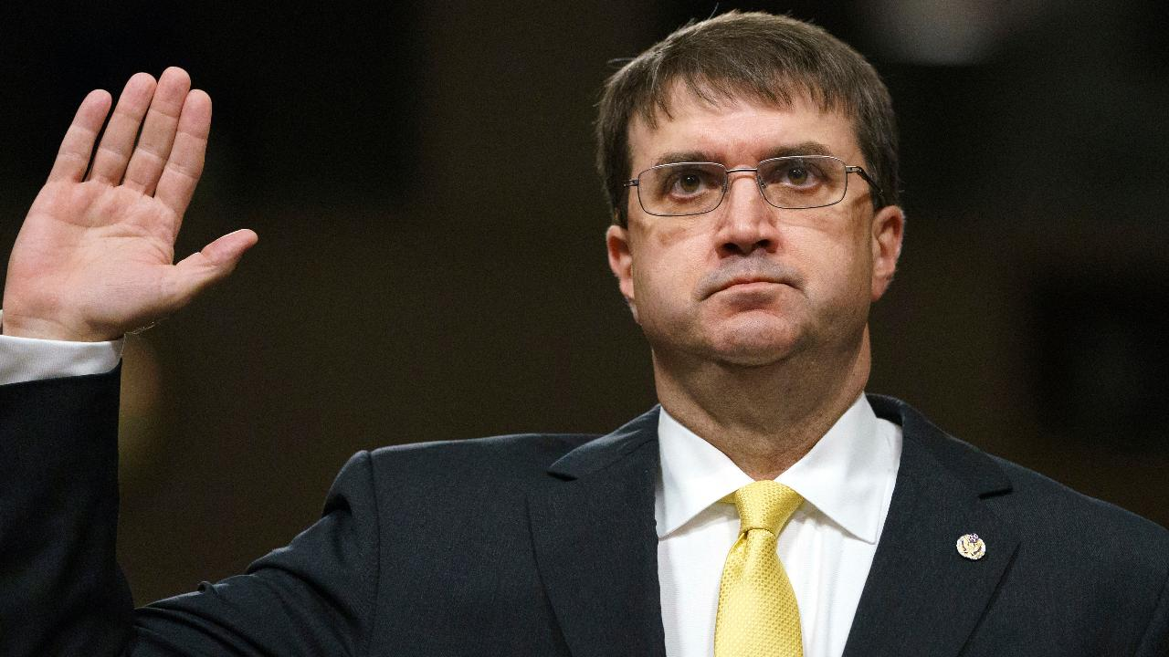 Westlake Legal Group wilkie VA Sec. Wilkie: We've 'changed out leadership' at VA centers, proposed largest budget fox-news/us/personal-freedoms/proud-american fox-news/us/military/veterans fox-news/topic/fox-news-flash fox-news/shows/outnumbered-overtime fox-news/entertainment/media fox news fnc/politics fnc David Montanaro article 393f09fc-ae04-5789-b1c0-dc1e6dd6c306