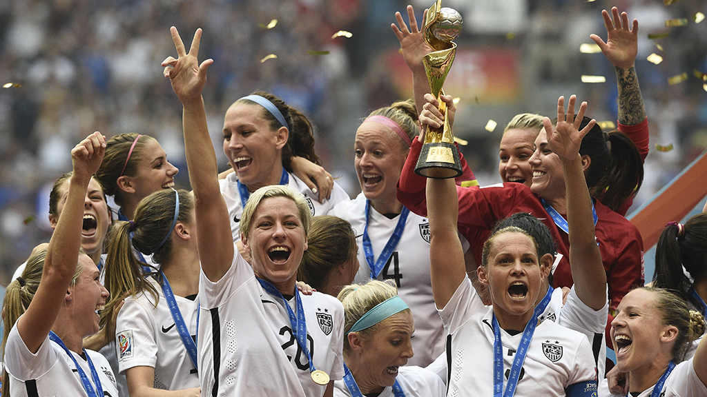 FIFA World Cup: How a new mental health focus will help the U.S. Women's National Team win