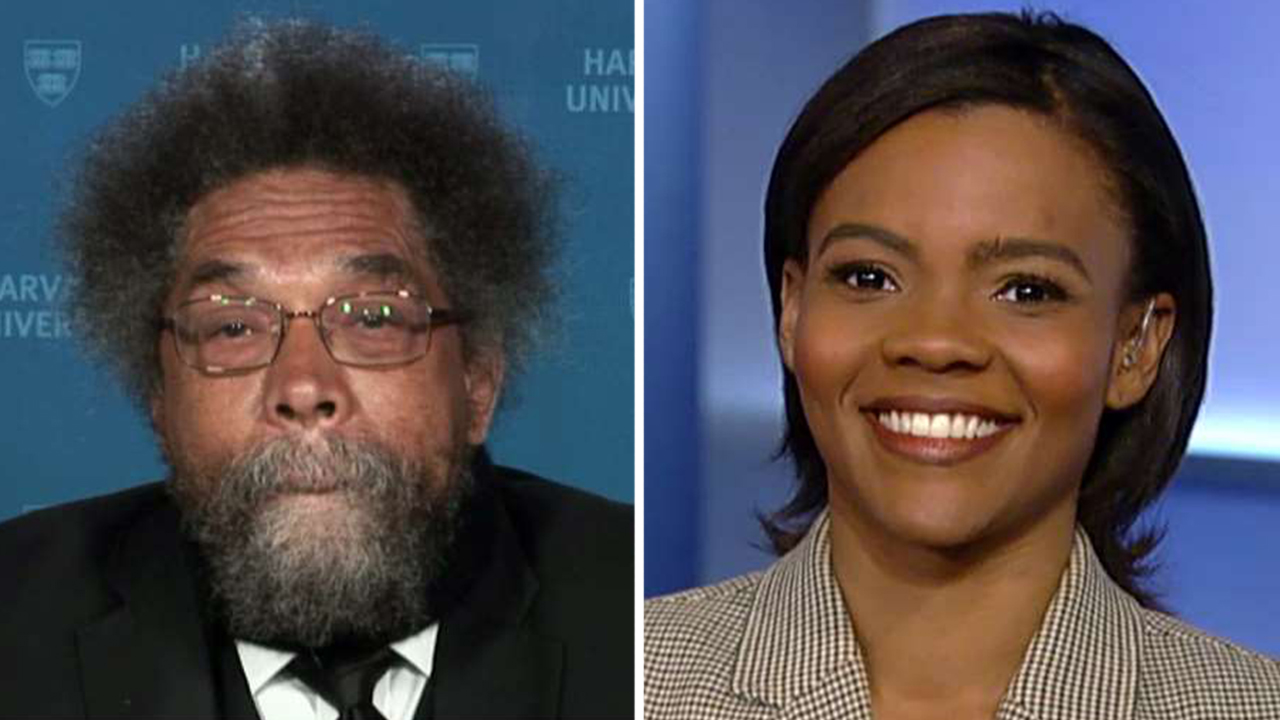 Candace Owens spars with Dr. Cornel West over the impact of socialism on African-Americans thumbnail