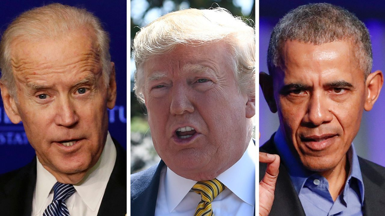 Obama to send cease and desist letter over pro-Trump super PAC's ad hitting Biden