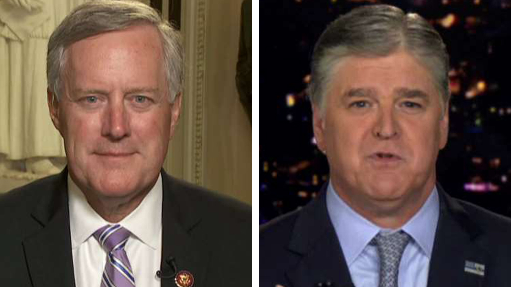 Westlake Legal Group 5025a11a-Meadows-Hannity_FOX Mark Meadows: John Durham will 'get to the bottom of' Russia investigation origins fox-news/topic/fox-news-flash fox-news/tech/topics/fbi fox-news/shows/hannity fox-news/person/william-barr fox-news/news-events/russia-investigation fox-news/entertainment/media fox news fnc/politics fnc df60075c-d44c-55aa-b44e-735a38ce20fb Charles Creitz article