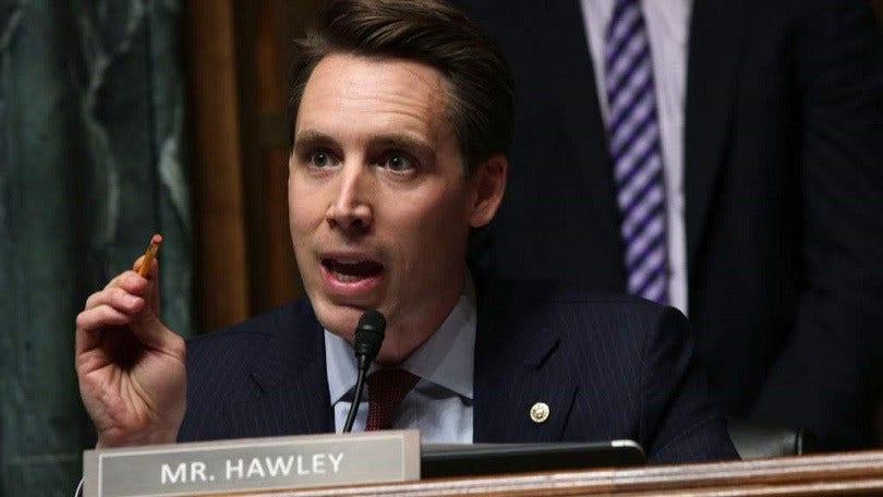 Sen. Hawley to introduce Coronavirus bill aimed at securing medical supply chain