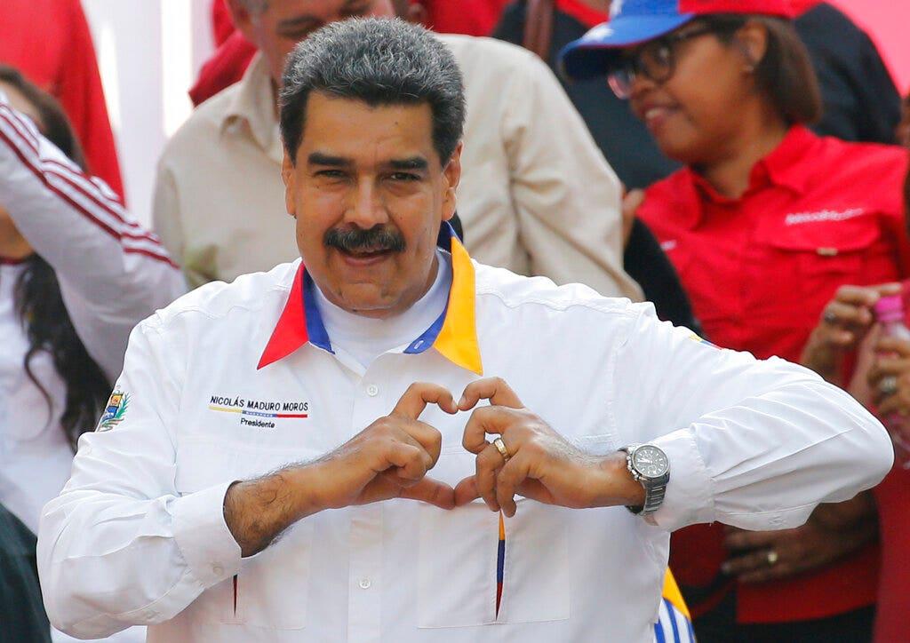 Westlake Legal Group AP19144691250517 Russia withdraws key defense advisers support to Maduro, seen as major setback Thomas Grove The Wall Street Journal fox-news/world fnc/world fnc article 92076b64-bf96-53f8-9720-b4b2307ea87b