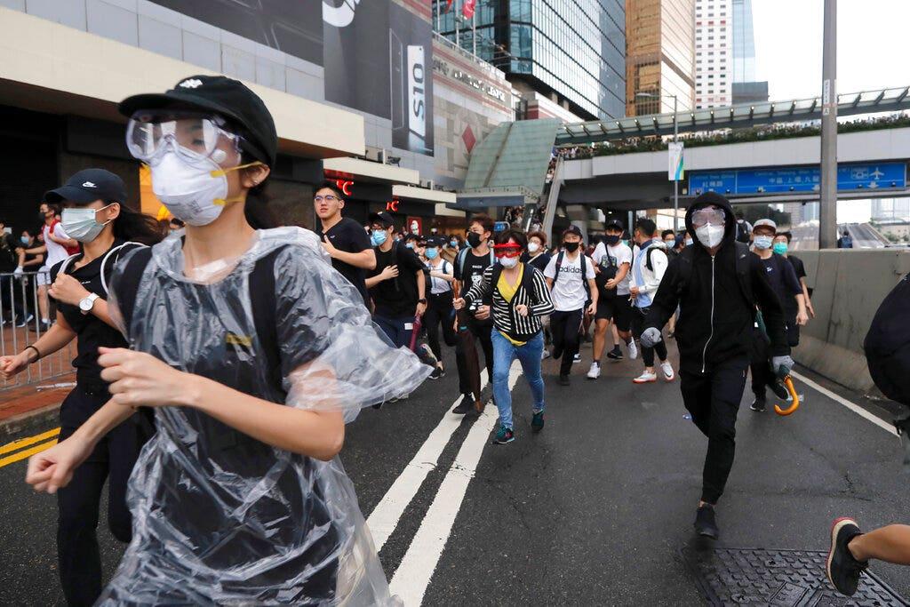 Westlake Legal Group AP19163088047018 Hong Kong delays debate on extradition bill amid intensifying protests fox-news/world/world-regions/asia fox news fnc/world fnc Bradford Betz article 1f694cbd-5f93-50b2-881c-b3e0e36f0465