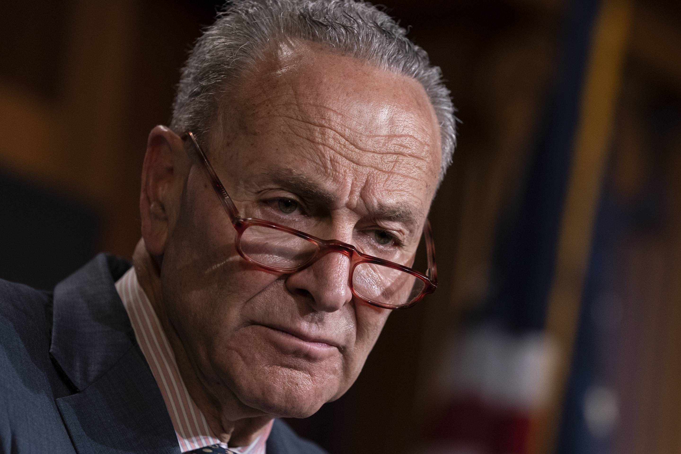 Westlake Legal Group AP19181137643665 Chuck Schumer wants FBI to sign off on body armor sales New York Post fox-news/us/personal-freedoms/second-amendment fox-news/tech/topics/fbi fox-news/person/chuck-schumer fnc/politics fnc d31ff31a-7f88-5b43-985e-283c9e7c10a0 article