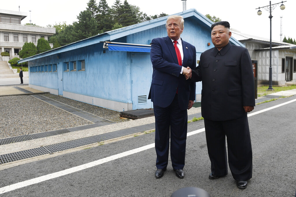 Westlake Legal Group AP19181249561896 KT McFarland says Trump meeting Kim is like Nixon-Mao statecraft, dismisses critics fox-news/world/world-regions/china fox-news/world/world-regions/asia fox-news/world/conflicts/north-korea fox-news/topic/fox-news-flash fox-news/shows/fox-news-night fox-news/politics/foreign-policy fox-news/person/kim-jong-un fox-news/person/donald-trump fox-news/entertainment/media fox news fnc/politics fnc Charles Creitz article 3d41f07f-9117-5ac1-9a3a-e04c94356192