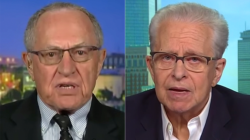 Alan Dershowitz rebuts Laurence Tribe: 'Unconstitutional' for Pelosi to delay Senate trial on impeachment