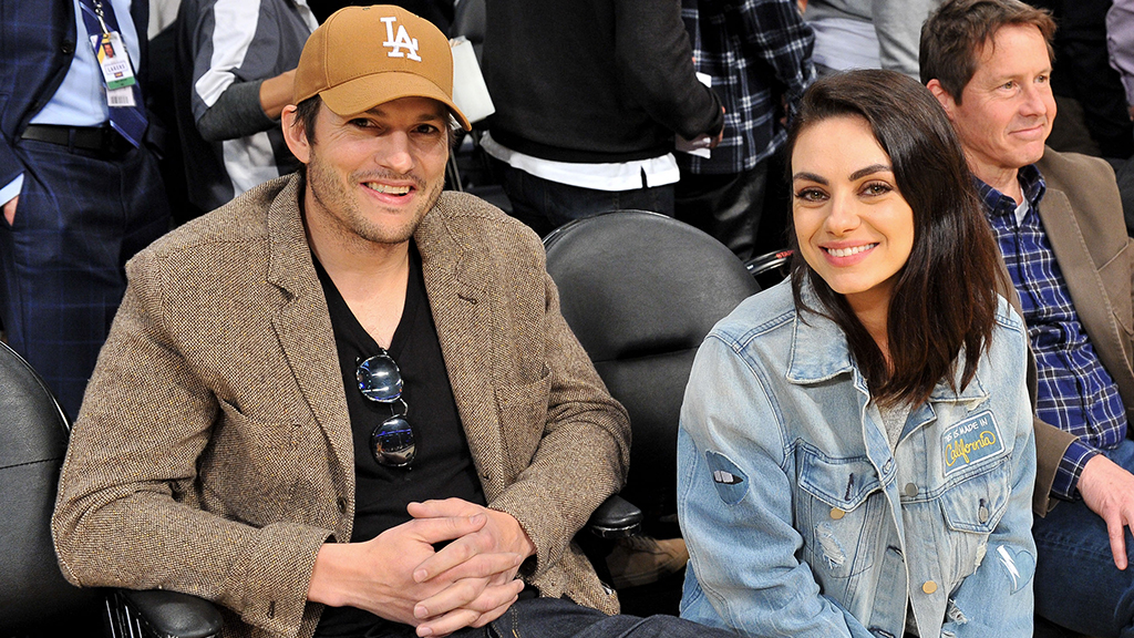 Mila Kunis shares Ashton Kutcher's reaction to her wanting to join 'Real Housewives of Beverly Hills'