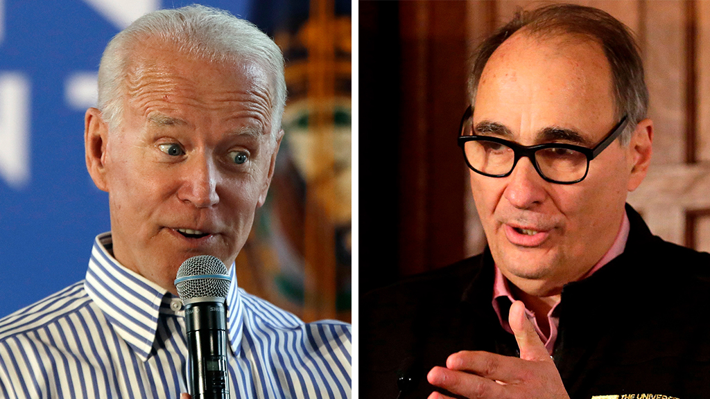 David Axelrod: Biden is playing into Trump's caricature of being 'weak mentally'