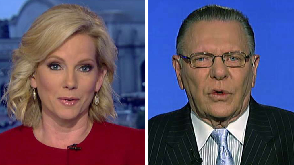 Westlake Legal Group Bream-Keane_FOX Gen. Jack Keane: Trump sanctions 'crippling' Iran, trying to curb 'aggressive behavior' fox-news/world/conflicts/iran fox-news/topic/fox-news-flash fox-news/shows/fox-news-night fox-news/politics/foreign-policy/middle-east fox-news/entertainment/media fox news fnc/politics fnc Charles Creitz article 7f7dc78d-59ff-5448-a7a3-5cbe9f98cda9