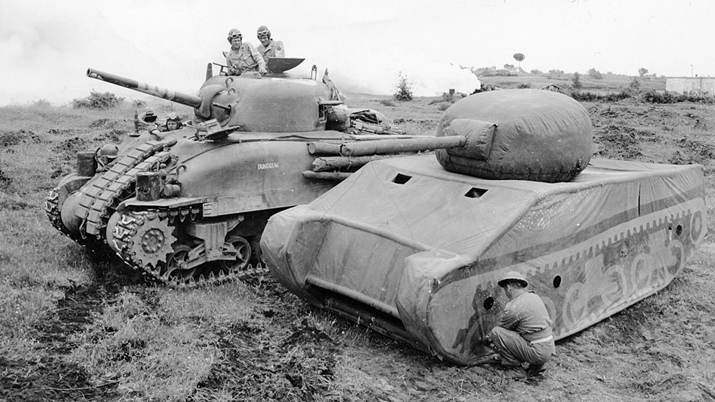D-Day deception: How phantom armies and fake information helped win the Battle of Normandy thumbnail
