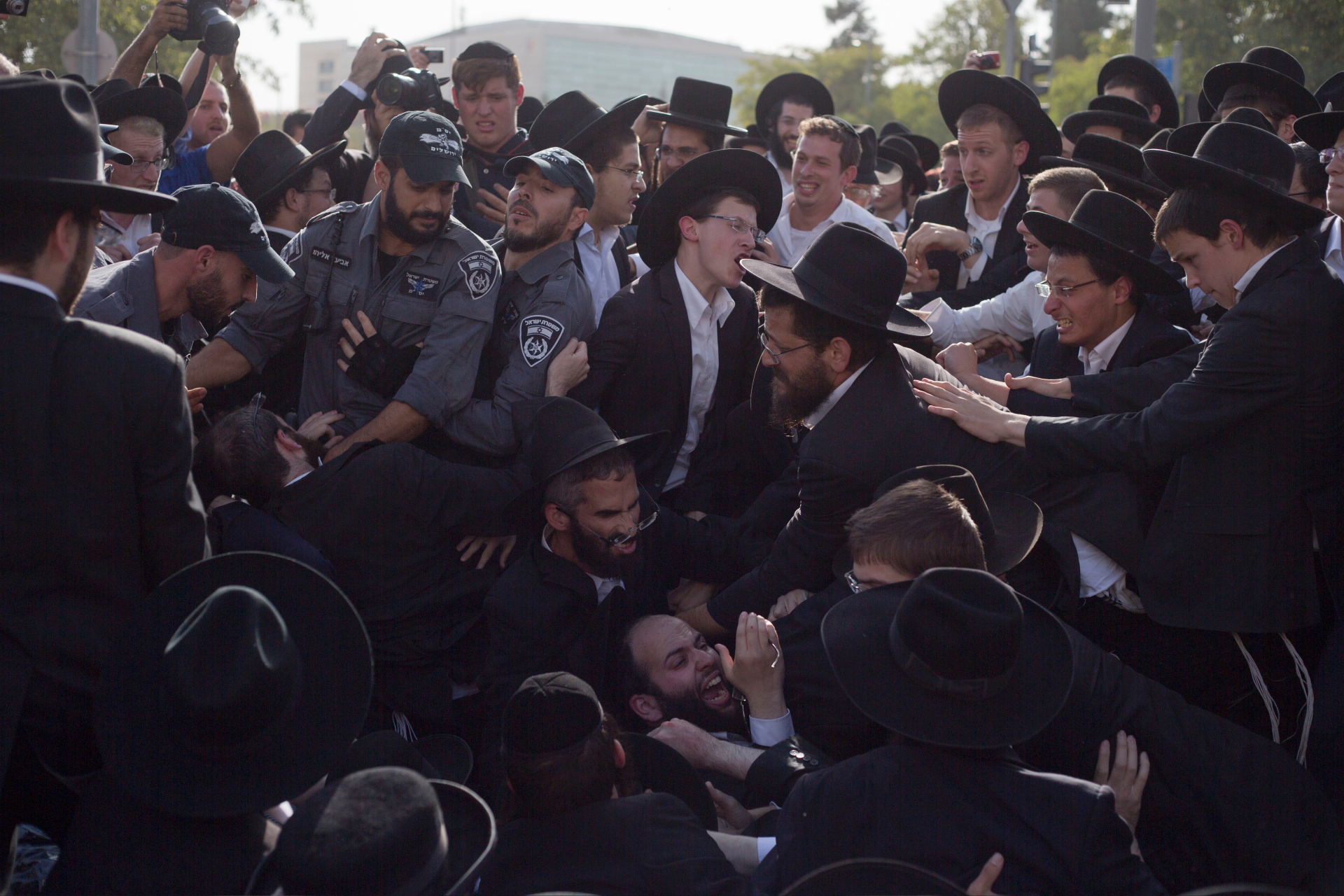 Westlake Legal Group ContentBroker_contentid-08d72d847e80459f95bfabe6c65b5605-1 New Israeli election highlights tense ties to ultra-Orthodox fox-news/world/world-regions/middle-east fox-news/world/religion fox-news/world fnc/world fnc b5f723a7-2409-5dd8-857d-af103528b195 Associated Press article ARON HELLER