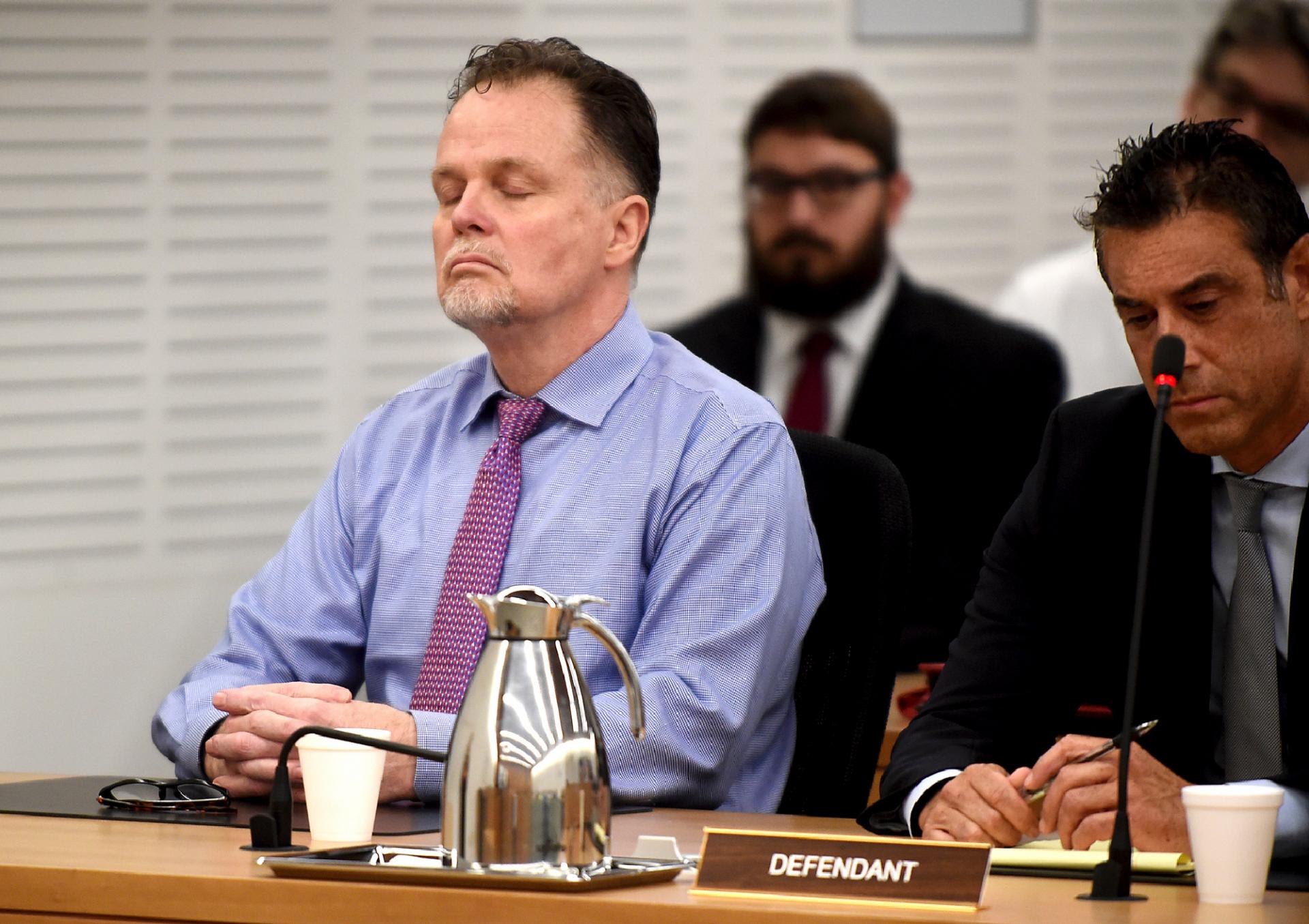 カリフォルニア人の死者の家族の4つの砂漠が死刑判決