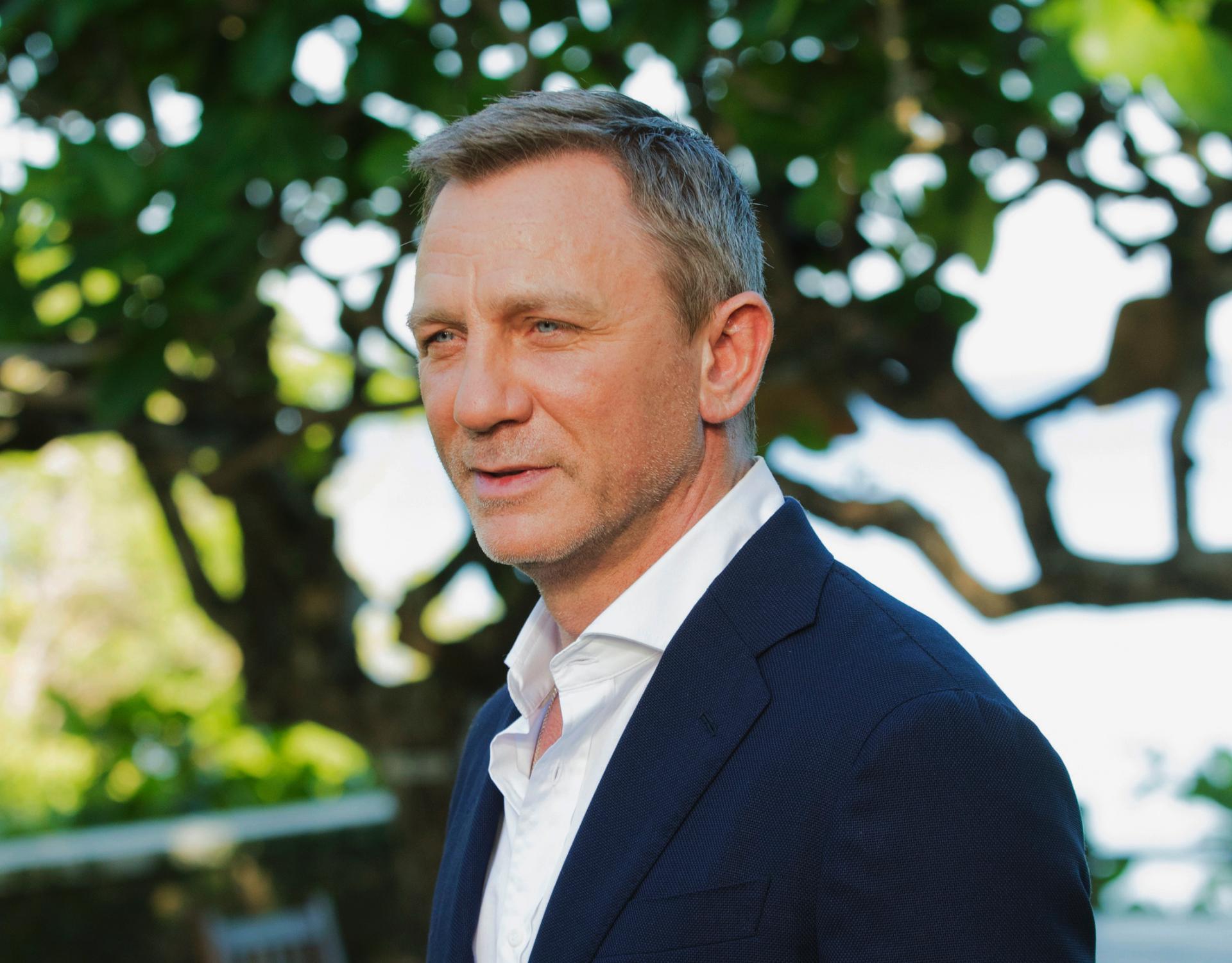 James Bond ist blutige, zerschlagene in 'No Time to die