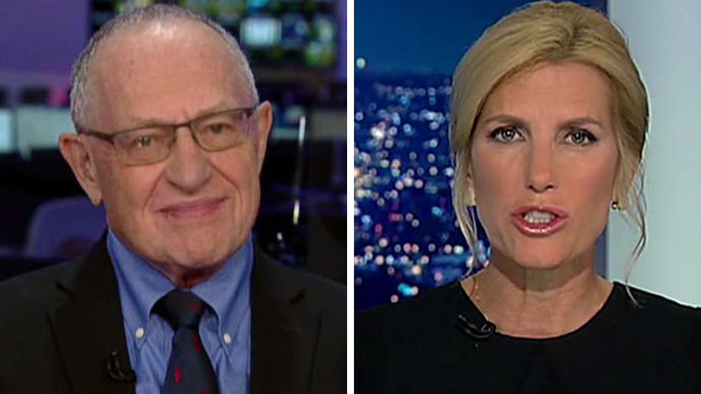 Westlake Legal Group Dershowitz-Ingraham-FOX Alan Dershowitz: 'The Mueller report should never have been written' fox-news/topic/fox-news-flash fox-news/shows/ingraham-angle fox-news/person/william-barr fox-news/person/robert-mueller fox-news/news-events/russia-investigation fox-news/entertainment/media fox news fnc/politics fnc Charles Creitz article 629326ee-362e-5361-b346-12bba5e19234