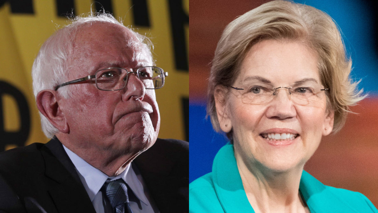 Westlake Legal Group Elizabeth-Warren-sanders Sanders has tense encounter with journalist while refusing to criticize Warren Joseph Wulfsohn fox-news/politics/2020-presidential-election fox-news/person/elizabeth-warren fox-news/person/bernie-sanders fox-news/media fox news fnc/media fnc article 09017277-2676-50b7-afff-f45ea648170f