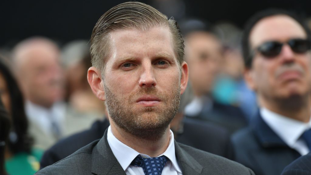 Eric Trump fires back at 'disgusting' WaPo story alleging steep Secret Service charges by Trump Org
