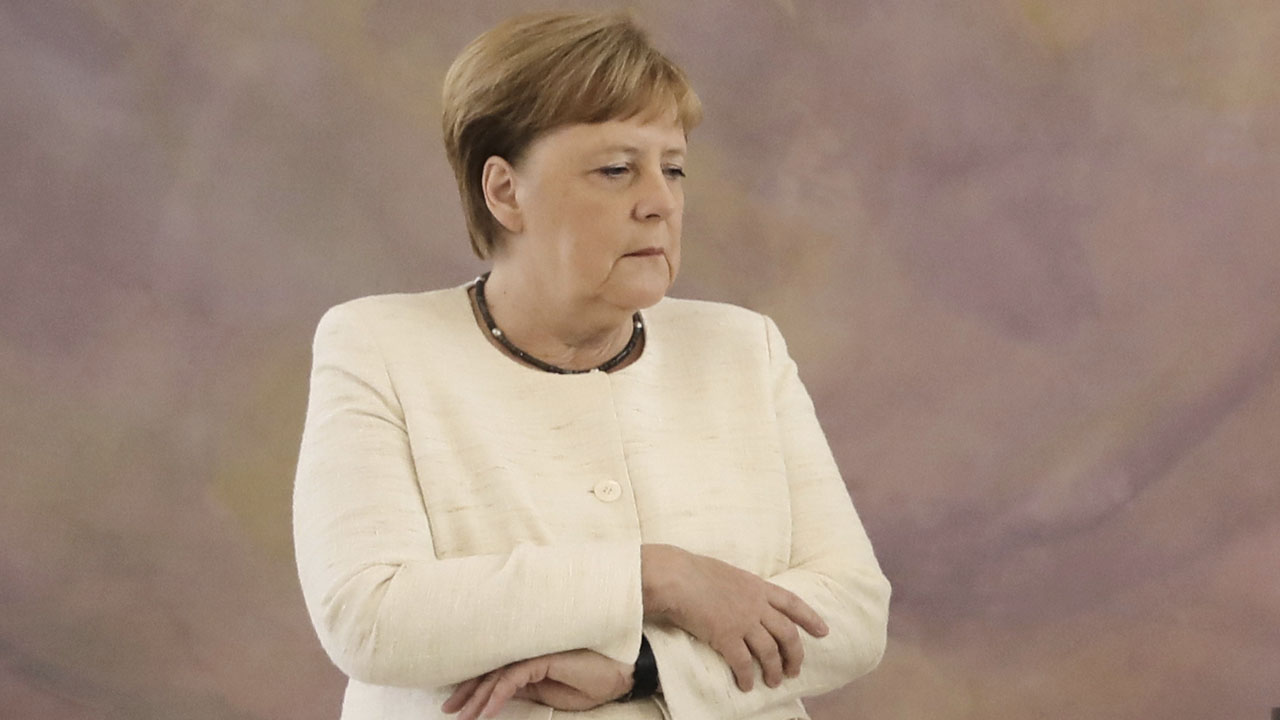 Angela Merkel says Germany has 'utterly failed' at building multicultural society