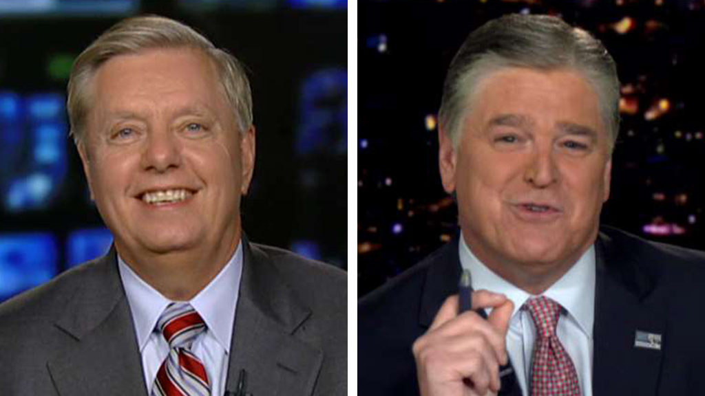 Lindsey Graham: Russia 'collusion narrative died with the Mueller report,' 'corruption' case growing