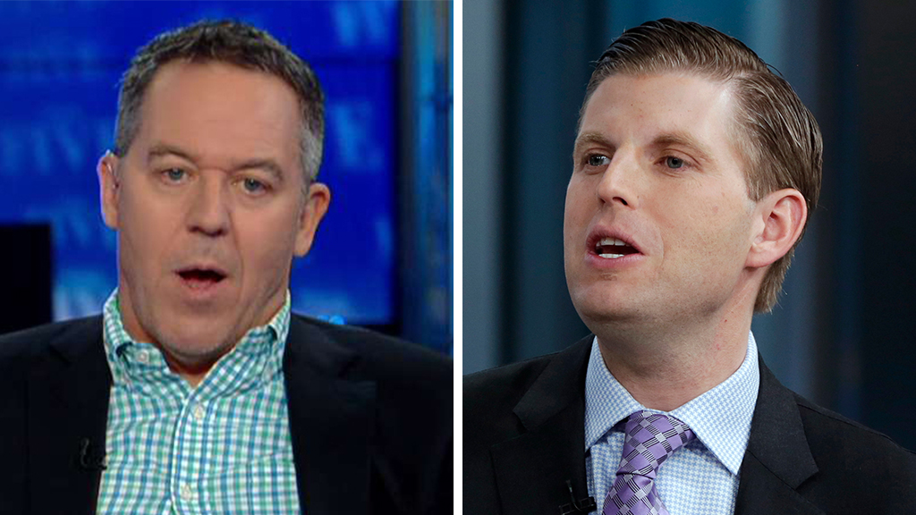 Westlake Legal Group Gutfeld-Trump_FOX-AP Gutfeld: Eric Trump spitting incident shows 'politics is now a personal vendetta' fox-news/us/us-regions/midwest/illinois fox-news/topic/fox-news-flash fox-news/shows/the-five fox-news/politics/executive/first-family fox-news/food-drink fox-news/entertainment/media fox news fnc/politics fnc dc7a7514-a569-5260-89a0-e298aa11bd6a Charles Creitz article